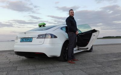 Rodenaar zet vaart achter Gre(en)&GO taxidiensten