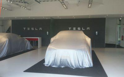 Gre-Go is een 3e Tesla rijker geworden